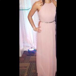 BCBG Maxi Dress pink